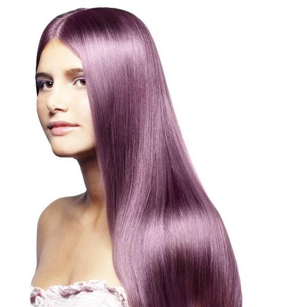 coloring  hair kill lice