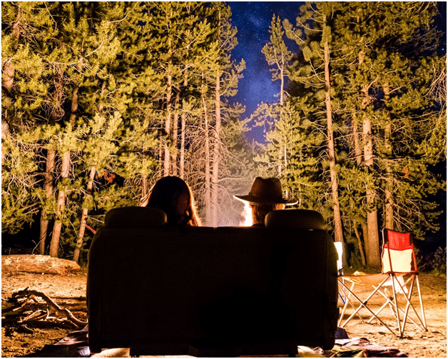 There's More to Camping Horror Stories Than What's Told